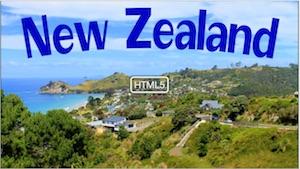 Las 10 mejores ciudades para vivir en Nueva Zelanda (2016)