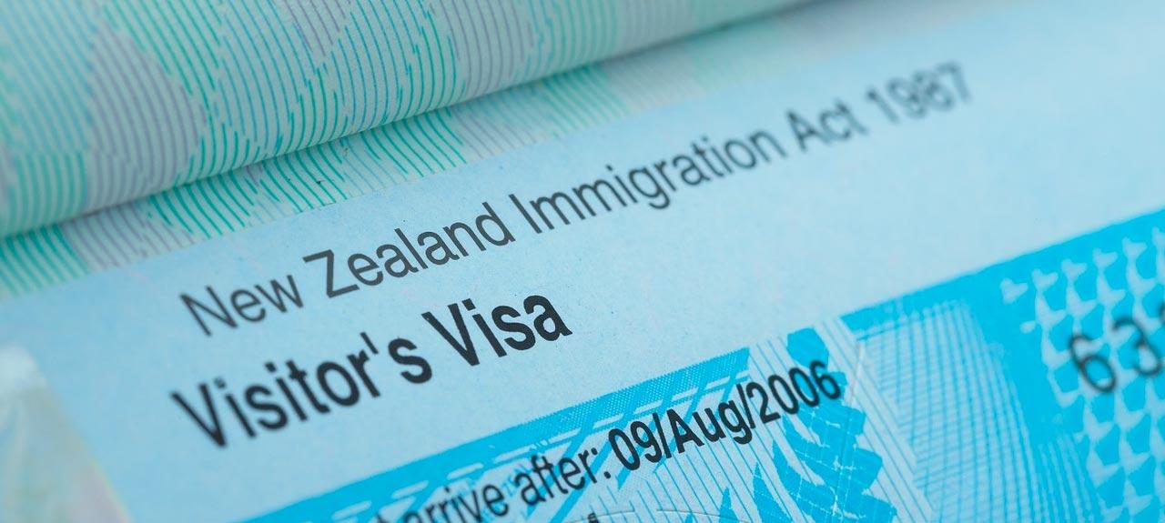 visados trabajo viajes Nueva Zelanda