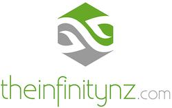 logo the infinity nueva zelanda