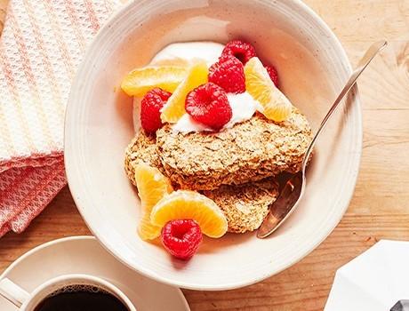 Comida en Nueva Zelanda desayuno: cereales wheetbeex
