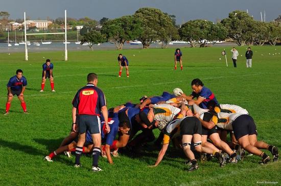 Deportes en Nueva Zelanda en espectaculares escenarios