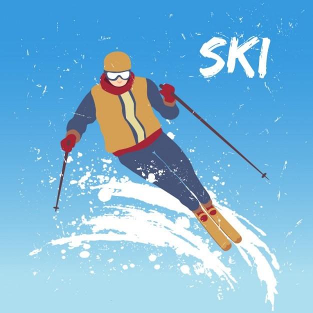 Disfrute esquiar en nieve es igual a divertirse en Nueva Zelanda