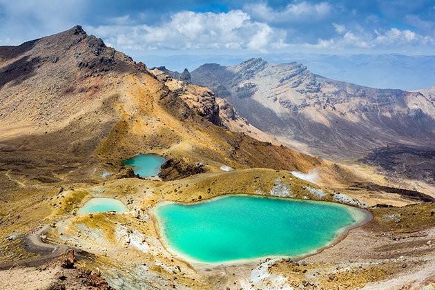 Los extraordinarios Parques Nacionales en Nueva Zelanda