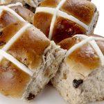 Hot Cross Buns. Easter