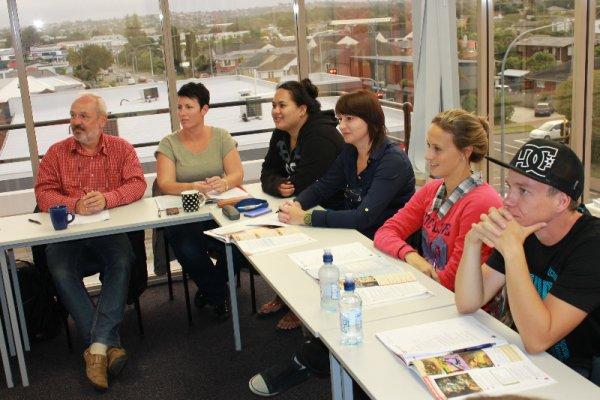 Estudiantes internacionales Nueva Zelanda