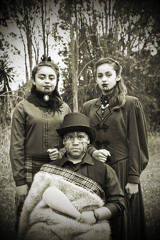 tatuaje maori ta moko, Nueva Zelanda theinfinitynz