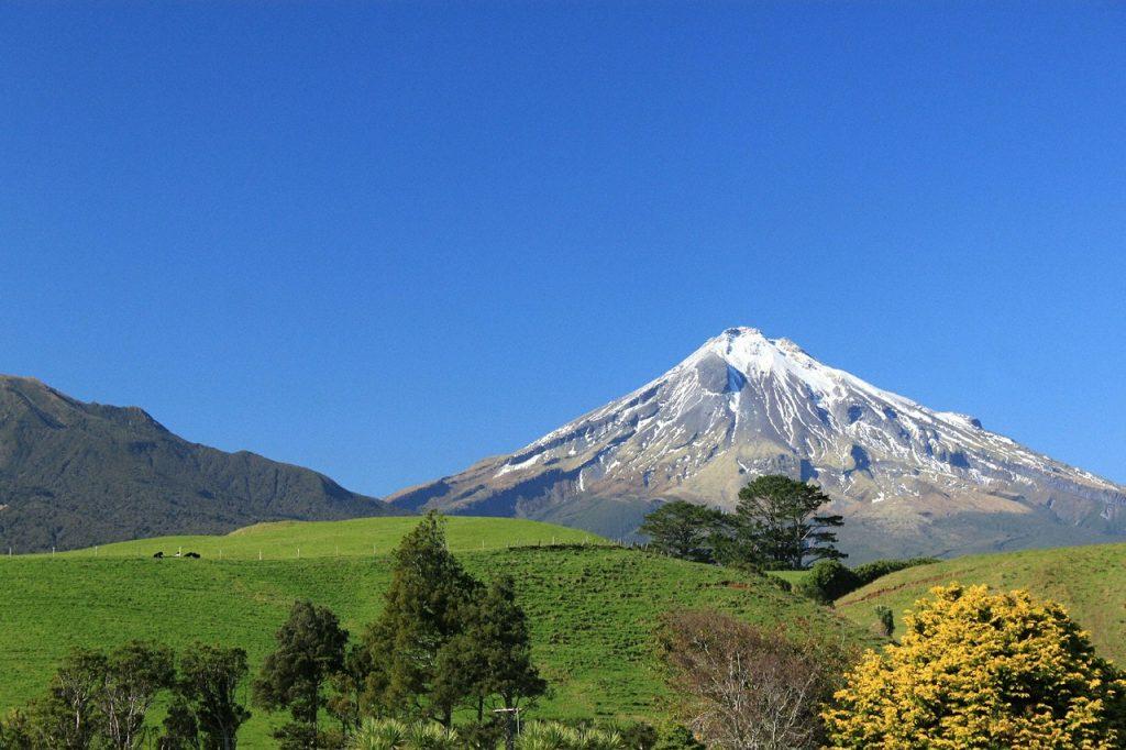 Ya es invierno en Nueva Zelanda