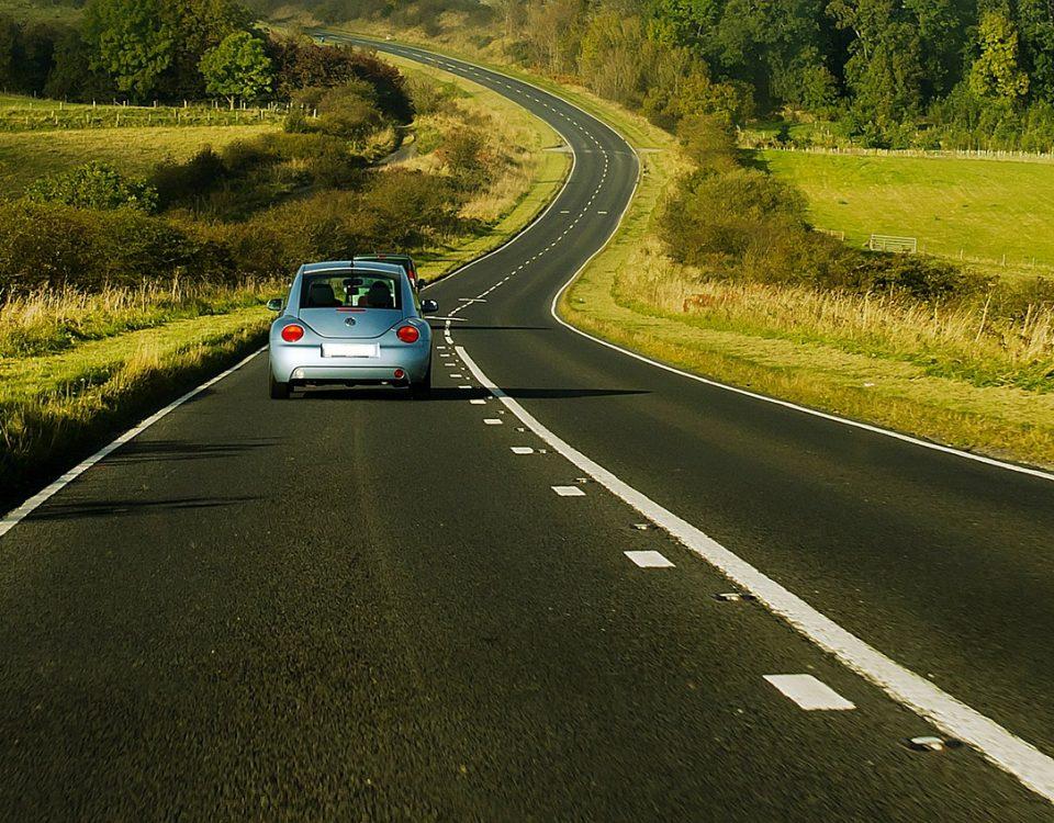 Conducir en Nueva Zelanda
