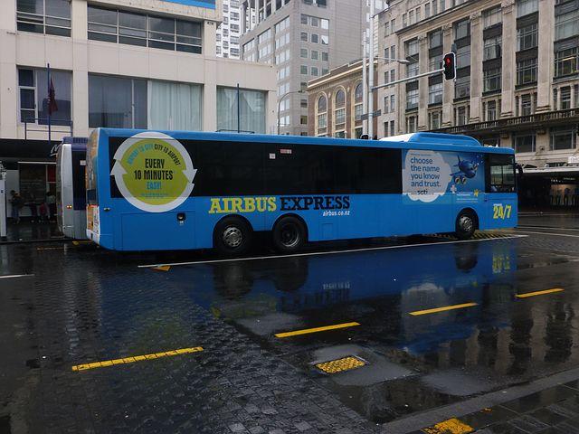 Transporte en Nueva Zelanda