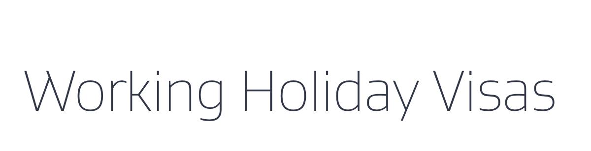 La Working Holiday Visa 2020 para Nueva Zelanda